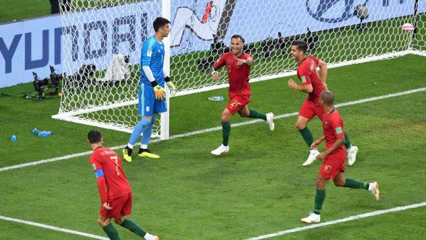 Cristiano Ronaldo perde pênalti, Portugal empata e encara Uruguai nas oitavas