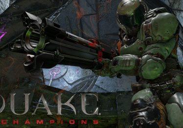 Você pode baixar Quake Champions de graça até o dia 25 de junho