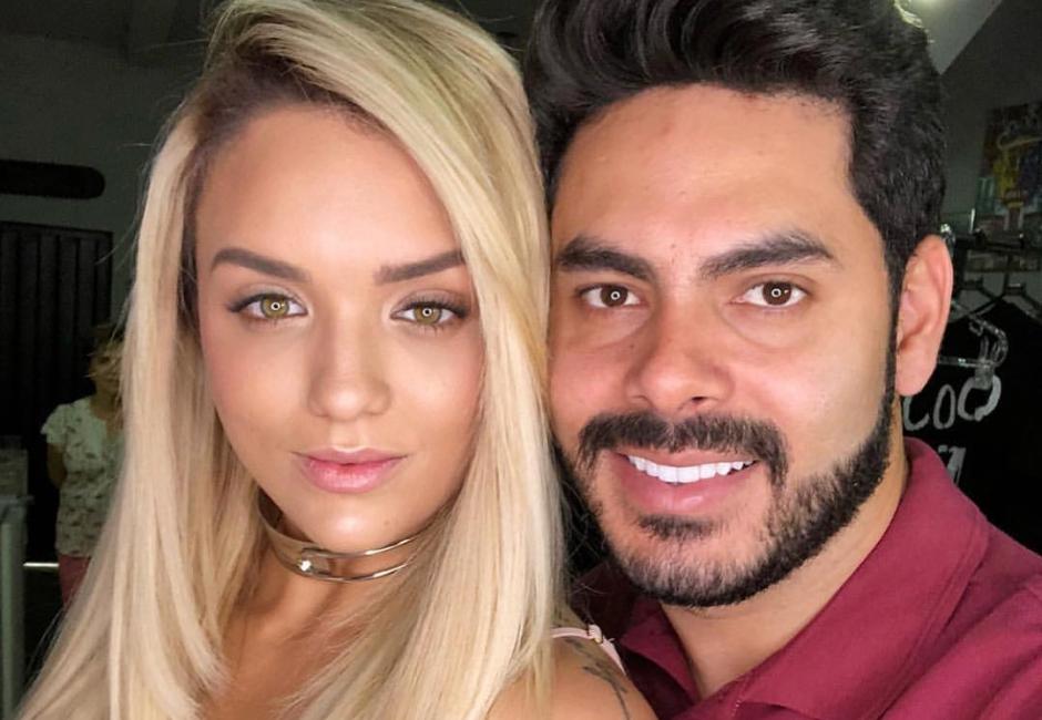 Rafa Kalimann e Rodolffo anunciam fim de seu casamento