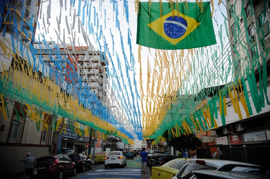 Administração municipal vai ter horário diferenciado durante jogos do Brasil