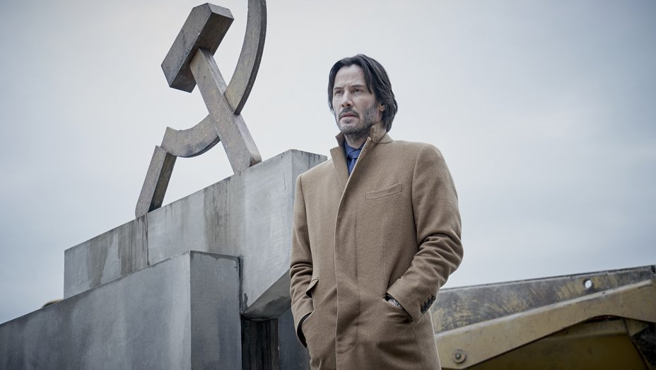 Com Keanu Reeves, suspense 'Siberia' ganha primeiro trailer