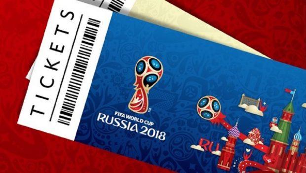 Fifa colocará mais de 100 mil ingressos à venda nesta sexta