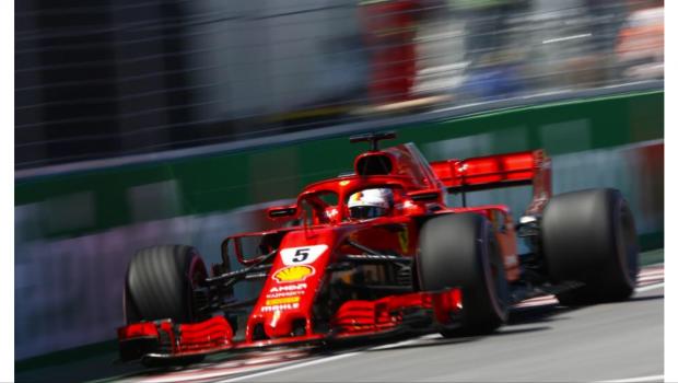 Vettel vence de ponta a ponta no Canadá