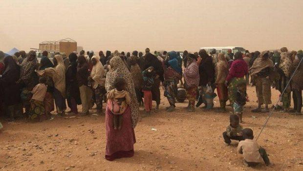 Argélia expulsa para o deserto milhares de subsaarianos, denuncia ONU