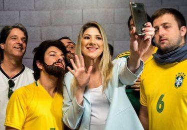 'Zorra' fará sátira de brasileiros machistas na Copa; Calabresa será russa