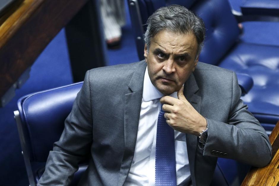 PGR pede prorrogação de inquérito contra Aécio Neves no Supremo