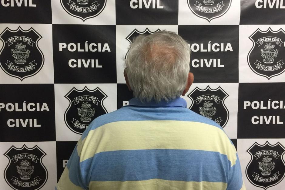 Suspeito de abusar de quatro meninas em Padre Bernardo é preso, em Planaltina