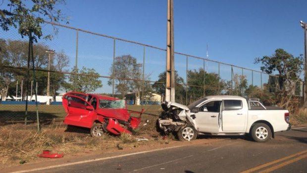 Motorista bêbado atinge veículo e mata empresário em Luziânia