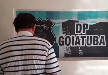 Idoso é preso suspeito de abusar criança de 11 anos, em Goiatuba