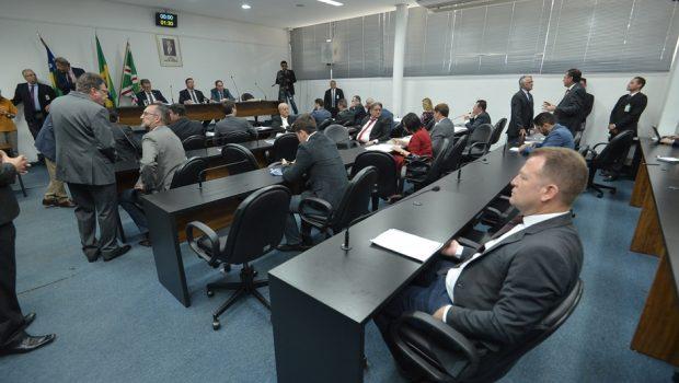 Deputados adiam votação de projeto que prevê extinção de cargos efetivos do TJGO