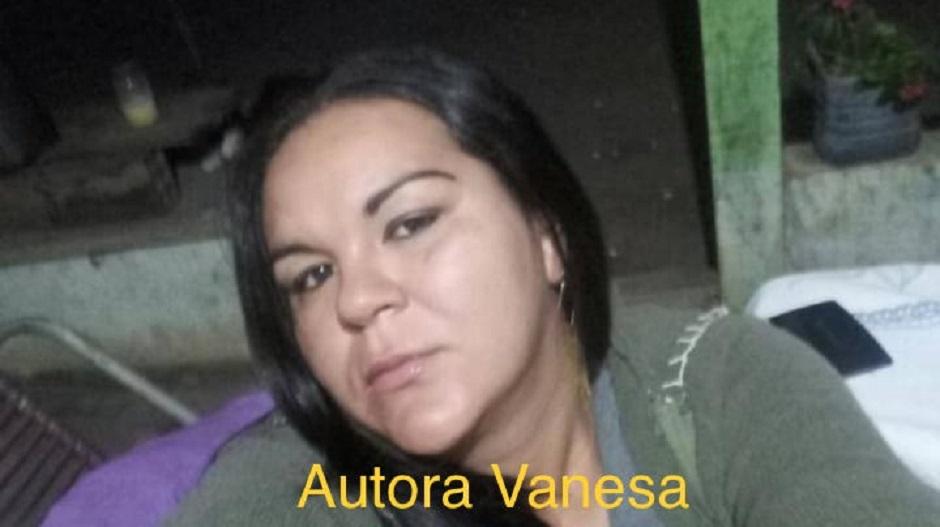 Vanessa Sousa Silva, de 30 anos, se condenada, pode pegar até 30 anos de cadeia (Foto: PC-GO)
