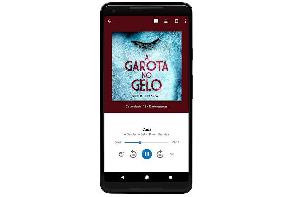 Google Play lança audiolivros no Brasil