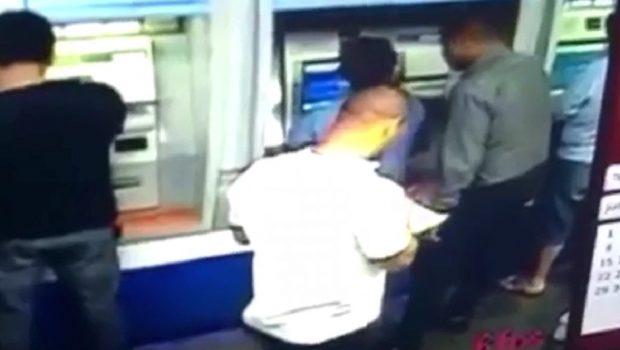 Trio se passa por funcionários de banco para enganar e roubar pessoas, em Goiânia