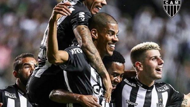 Atlético-MG bate Paraná e se recupera no Brasileiro