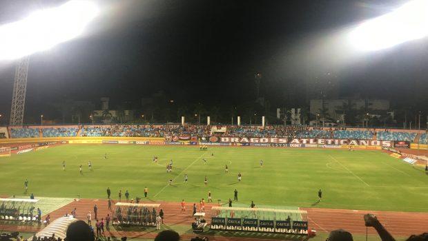 Atlético empata com CSA no Olímpico