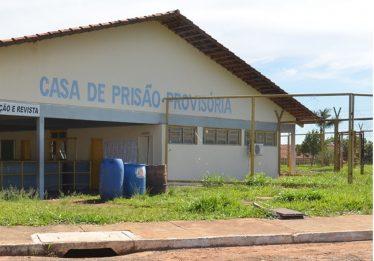 Governador pode ser multado caso limite de presos na CPP não seja respeitado