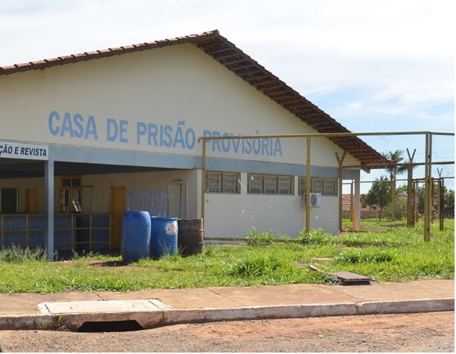 Detento morre após ser espancado na Casa de Prisão Provisória em Aparecida de Goiânia