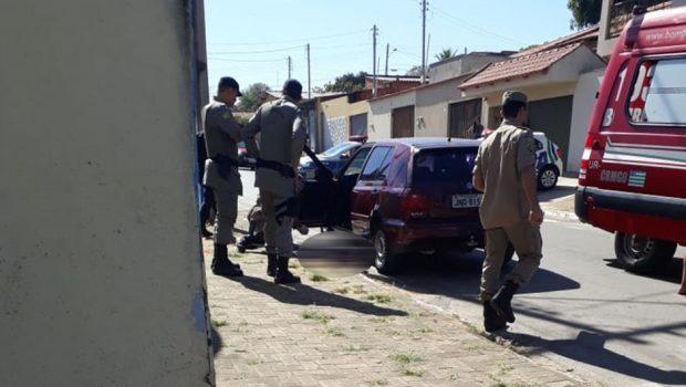 Homem é morto a tiros em Senador Canedo