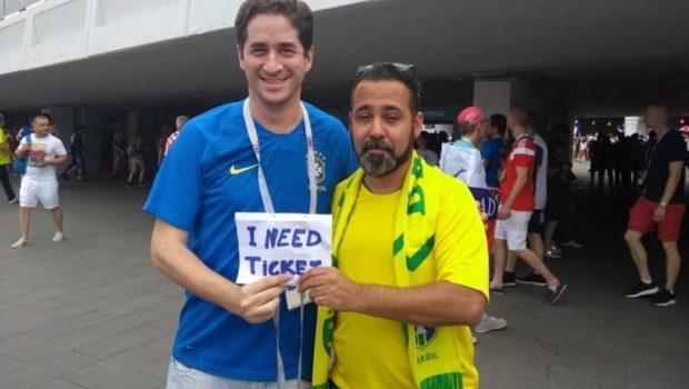 Ingressos para a final da Copa são vendidos por R$ 20 mil fora do estádio