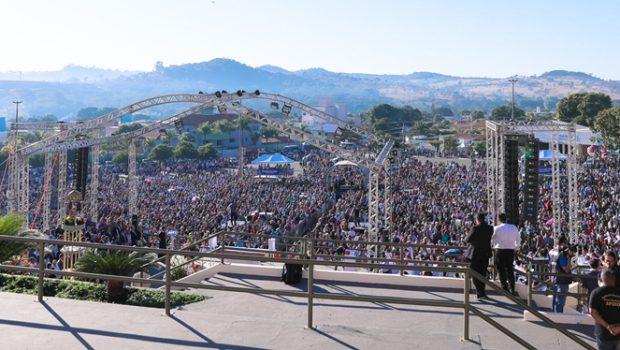 Festa do Divino Pai Eterno bate recorde de público em 2018