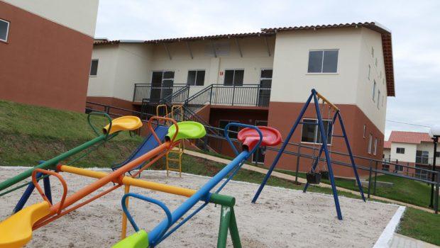 Município, Estado e CEF sorteiam endereços futuros moradores do Jardins do Cerrado 10
