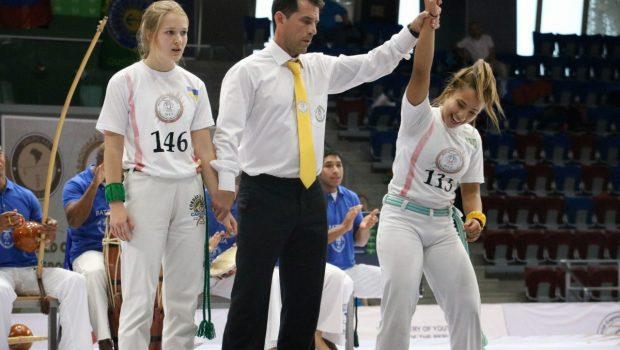 Capoeira está entre modalidades disputadas em Trindade
