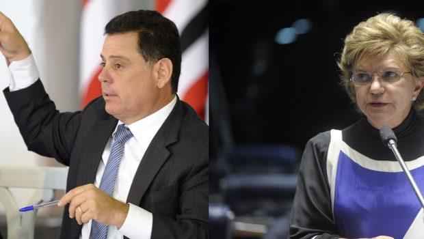 Marconi e Lúcia Vânia lideram disputa ao Senado, aponta pesquisa Diagnóstico/DM