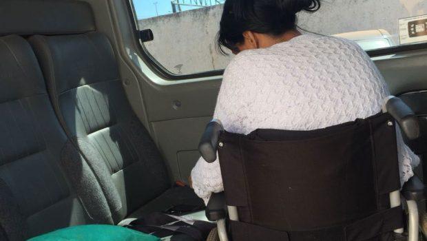 Cadeirante é presa ao tentar entrar com celulares na Casa de Prisão Provisória, em Luziânia