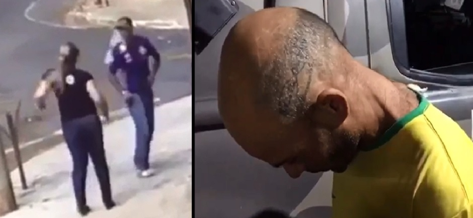 Após matéria do Mais Goiás, polícia prende homem que foi flagrado roubando celular de mulher