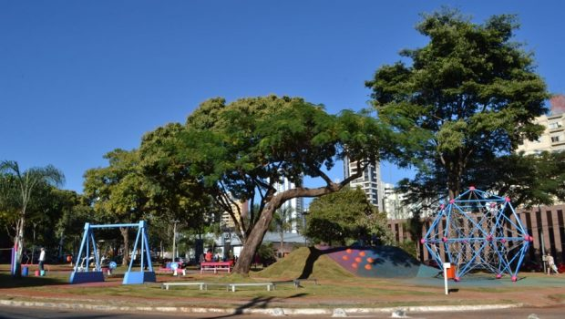 Praça na República do Líbano com novo conceito de sustentabilidade será inaugurada nesta quarta-feira