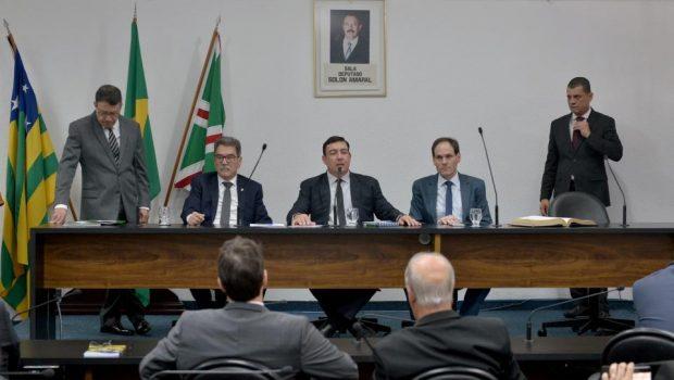 Projeto de licença-prêmio para magistrados não foi enviado à Alego