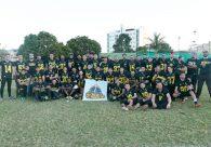 Equipe goiana de futebol americano estreia em competição nacional
