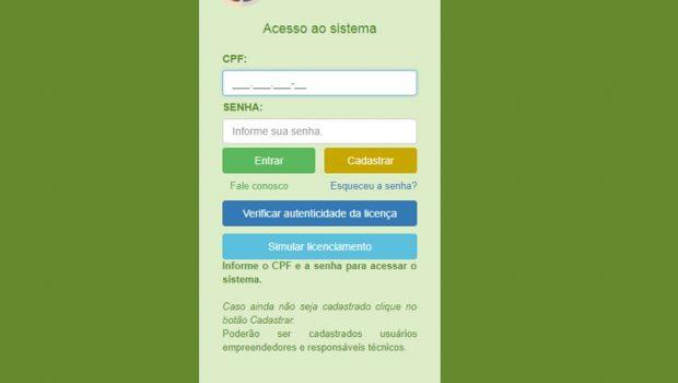 Após acordo entre MP e Secima, licenciamentos represados passam a ser feitos online
