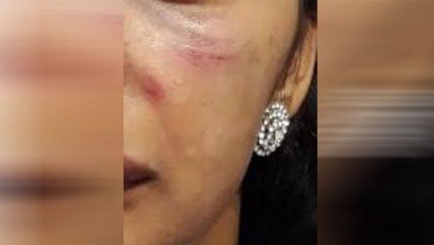 Homem é preso por agredir namorada na frente de criança, em Morrinhos