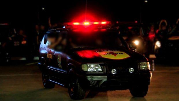 Traficante é morto a tiros em confronto com a Rotam no Bairro Capuava, em Goiânia