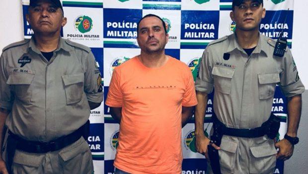 PM prende foragido que assaltou mais de 10 clínicas médicas em Goiânia