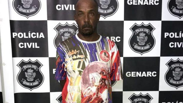 Traficante é preso após ser flagrado comercializando drogas em Valparaíso de Goiás