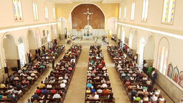 Missa em comemoração aos 208 anos de Campinas conta com presença de autoridades políticas