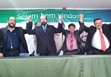 Patriota lança pré-candidatura de Paulo Beringhs ao Governo de Goiás