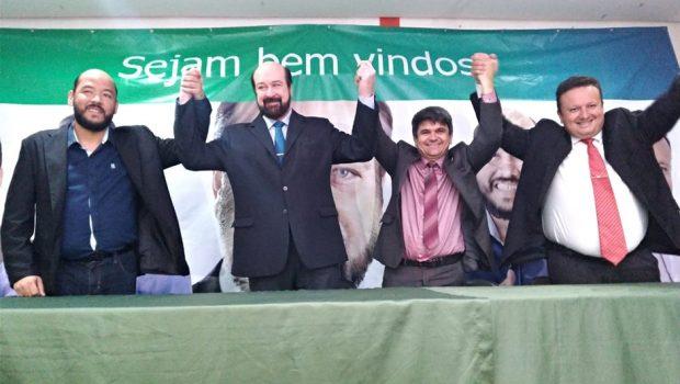 Patriota remove pré-candidatura de Paulo Beringhs ao governo de Goiás