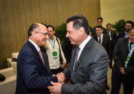 Apoio de Centrão a Alckmin foi articulado por Marconi