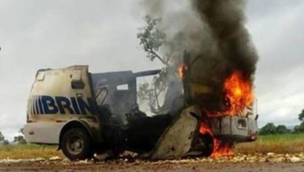 Líder de quadrilha de roubo a carro-forte é preso em Goiás