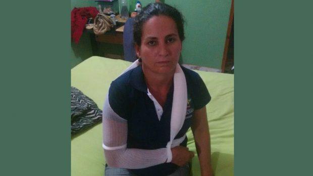 Professora que aguardava por cirurgia há um ano é atendida no HGG, em Goiânia