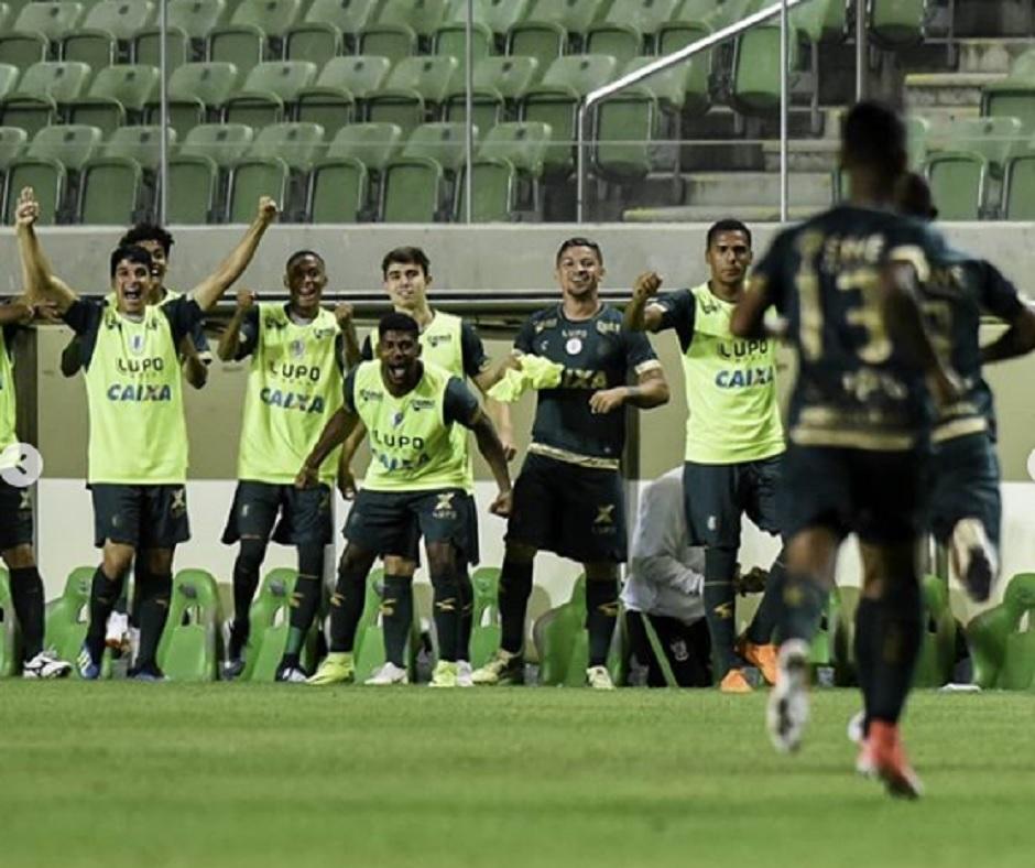 América-MG vence e acaba com série invicta do Inter