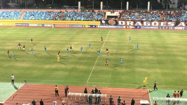 Com gol do artilheiro do torneio, Atlético conquista vitória importante sobre o Paysandu