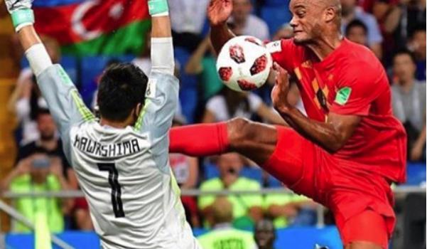 Bélgica sofre, mas busca virada sobre o Japão e encara o Brasil nas quartas