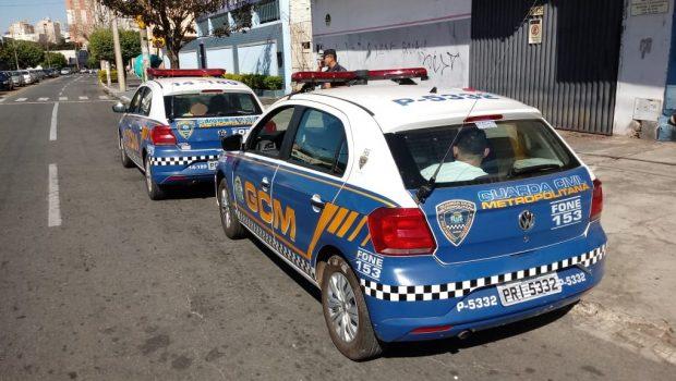 Foragidos são recapturados após roubarem veículo de motorista do Uber no Setor Sul