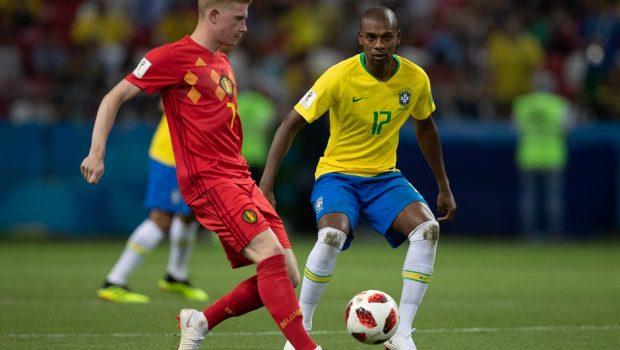Analista da seleção admite que tática da Bélgica surpreendeu comissão