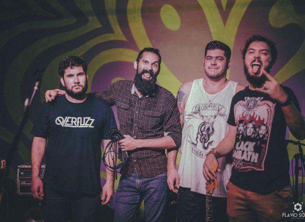Martin Cererê recebe bandas goianas de grunge neste sábado (21)