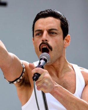 Filme sobre banda Queen poderá bater recorde de bilheteria, diz revista